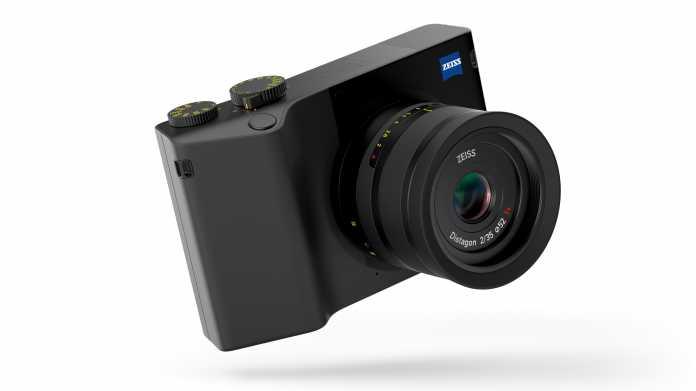 Zeiss ZX1: Vollformatkamera mit Smartphone-Bedienung