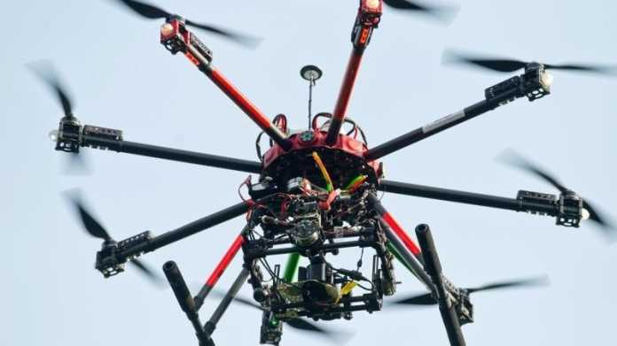 Drohnen als Reporter