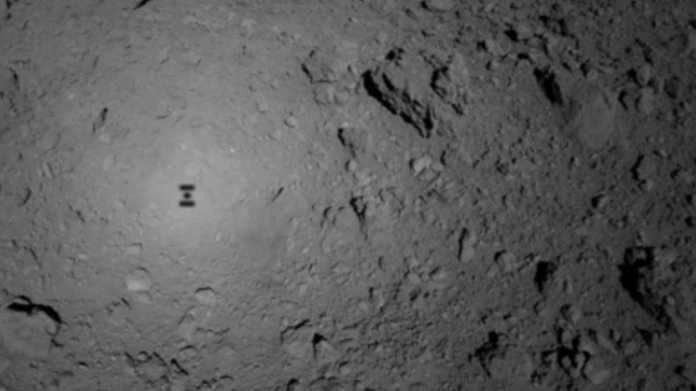 Hayabusa2: Mascot auf dem Asteroiden Ryugu gelandet