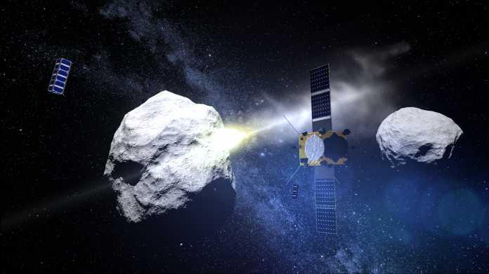 """Asteroideneinschläge: """"Die einzigen Naturkatastrophen, die wir verhindern können"""""""