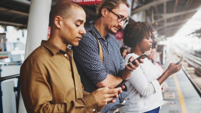 Smartphonesucht