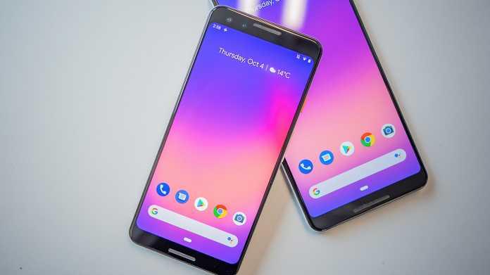 Google Pixel 3 und Pixel 3 XL