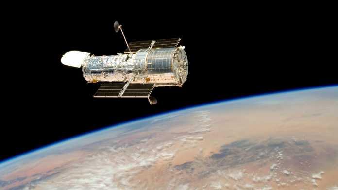 Weltraumteleskop Hubble im Sicherheitsmodus: NASA sucht nach Lösung