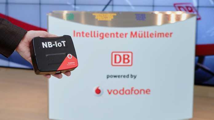 Vodafone: Schmalbandnetz für das Internet der Dinge steht