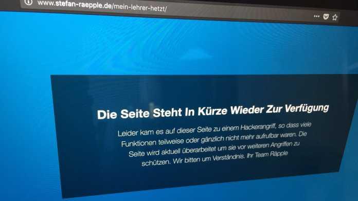 Baden-Württemberg: Datenschutzbeauftragter prüft Beschwerden wegen AfD-Plattform