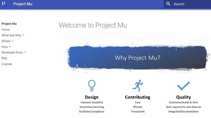 Offenes UEFI-BIOS Microsoft Project Mu (µ)