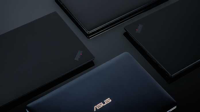 Flache 15-Zoll-Notebooks mit hoher Rechenleistung