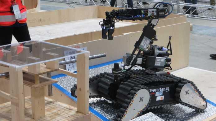 World Robot Summit: Deutsche schlagen sich wacker