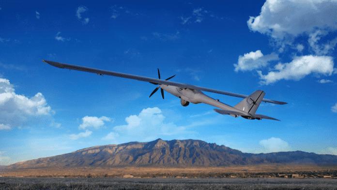 Drohne von Silent Falcon.