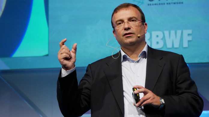 """Broadband World Forum: """"5G ist eine große Herausforderung"""""""