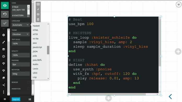 Fix präsentieren mit dem Webdienst Slides