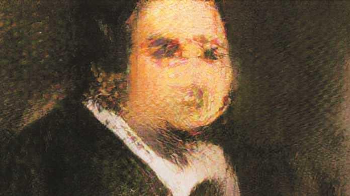 KI: Auktionshaus Christie's versteigert Algorithmus-Gemälde für 490.000 Euro