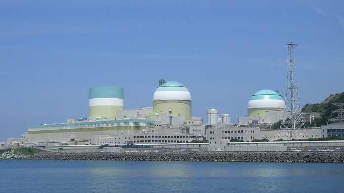 In Japan geht ein weiterer Atomreaktor wieder ans Netz