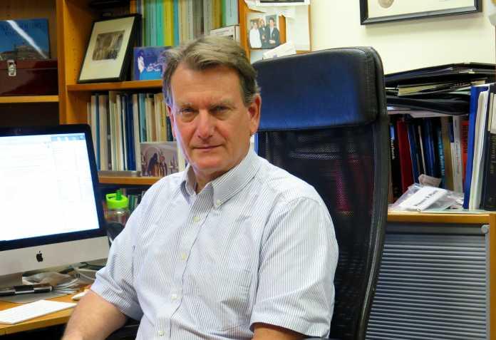Marc Rotenberg in seinem Büro