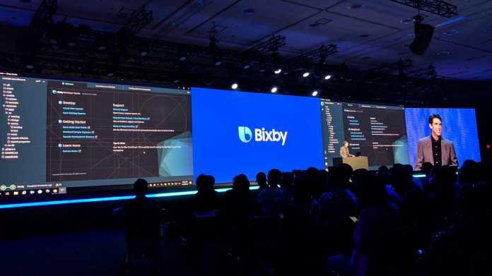 KI statt Hardware: Samsung setzt voll auf Bixby (und bringt ihm Deutsch bei)