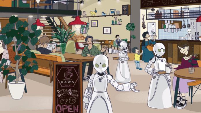 Post aus Japan: Wie Roboter Arbeit schaffen