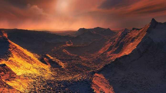 Barnards Stern b: Bislang zweitnächster Exoplanet gefunden