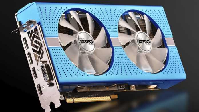 Kurztest Radeon RX 590: DirectX-12-Beschleunigerkarte für 1440p
