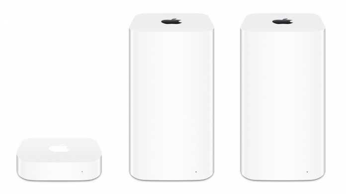 Abverkauf beendet: Keine WLAN-Technik mehr von Apple