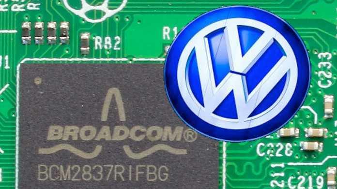 Bericht: VW legt Patentstreit mit Broadcom bei