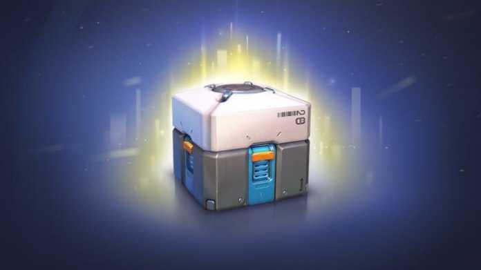 Lootbox in Overwatch: Der Online-Shooter gehört zu nur drei Spielen, deren Lootboxen von Belgien als Glücksspiel eingestuft wurden.