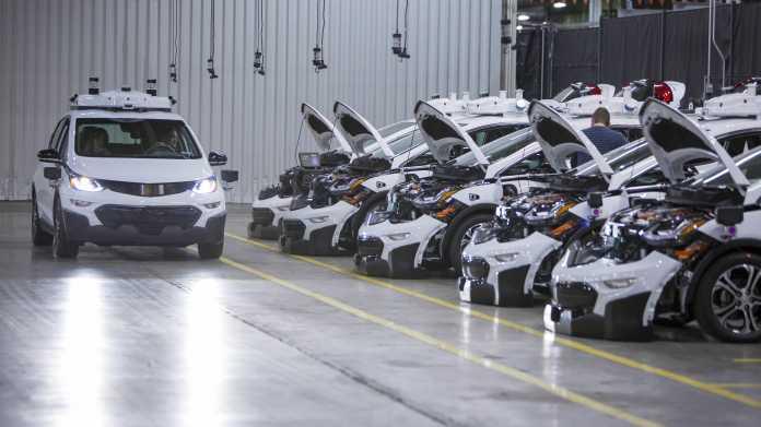 General Motors streicht Tausende Jobs