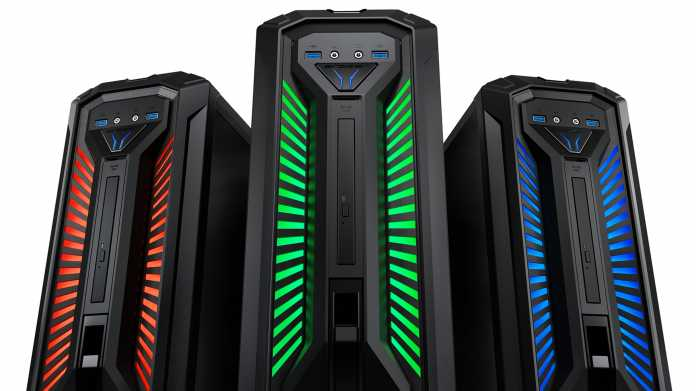 Aldi-Gaming-PC ab 6. Dezember: Intel-Sechskerner &  GTX 1070 für knapp 1000 Euro