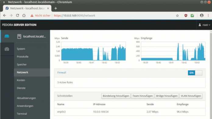 Fedora 29: Ausblick auf RHEL 8