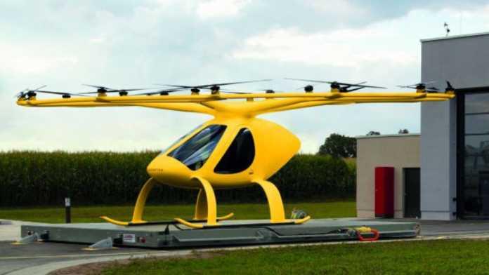 ADAC prüft Volocopter für Luftrettung