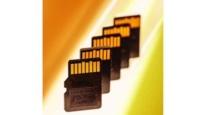Ausdauernde MicroSD-Karten für die Videoaufzeichnung