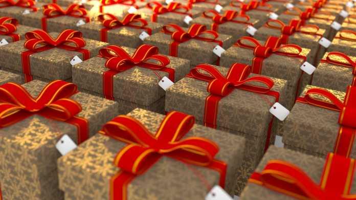 Paketzustellung, Pakete, Online-Shopping