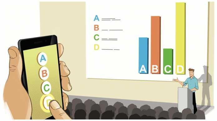 Abstimmen per Smartphone: Neun Voting-Tools im Test