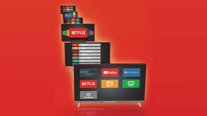 Sechs günstige 4K-TVs mit HDR ab 50 Zoll Diagonale