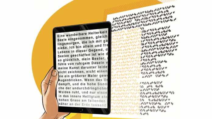 Texterkennung: iOS-Apps zum Digitalisieren gedruckter Texte