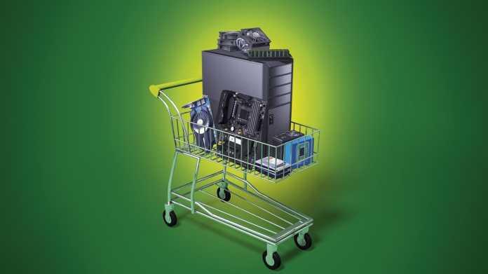 Der optimale PC: Kaufberatung für Prozessoren, Arbeitsspeicher und SSDs