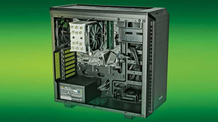 Der optimale Allround-PC mit Core i5-9600K