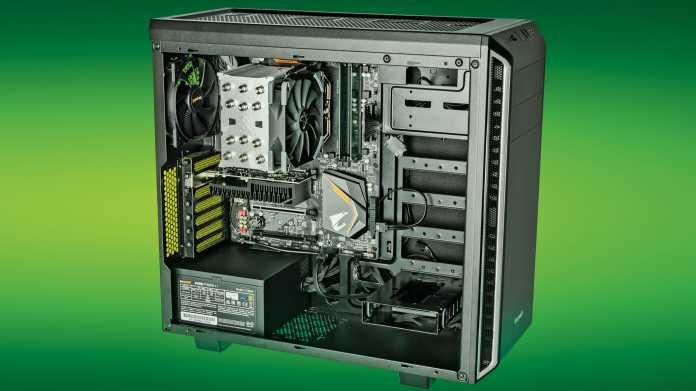 Der optimale Allround-PC mit AMD Ryzen 7 2000X