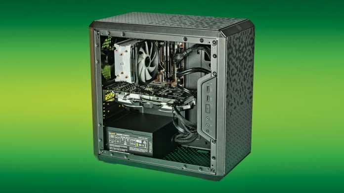 Der optimale Gaming-PC mit Radeon RX 570