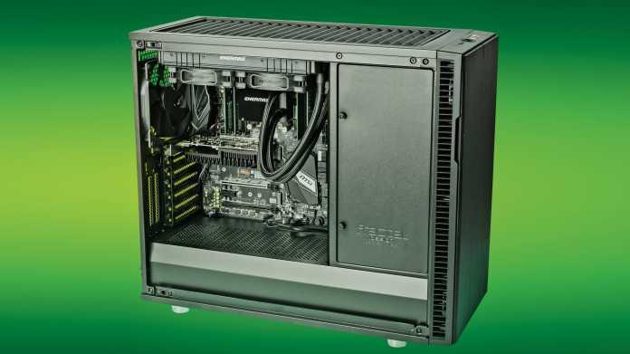 Der optimale Workstation-PC mit Ryzen Threadripper