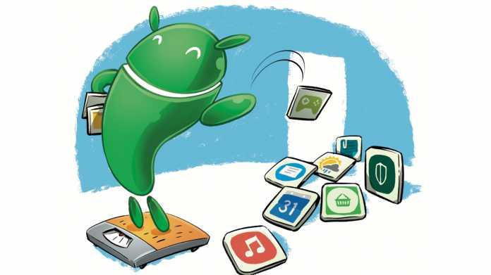 Android-Smartphones ohne Rooten von vorinstallierten Apps befreien
