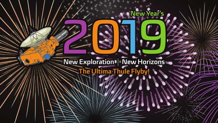 Historischer Vorbeiflug: NASA-Sonde New Horizons bald bei Ultima Thule