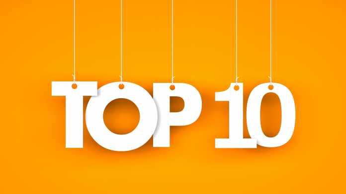 Die zehn beliebtesten Beiträge auf heise Developer im Jahr 2018