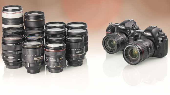 Canon und Nikon vs. Tamron und Sigma? 16 Zoom-Objektive im Vergleich