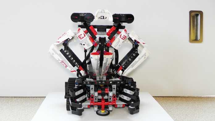 KI für Lego-Roboter