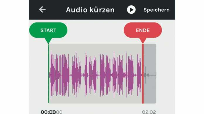 Ganz einfach Podcasts machen mit dem Handy