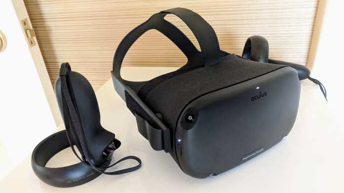 Oculus Quest ausprobiert: Auf dieses Headset hat die VR-Welt gewartet