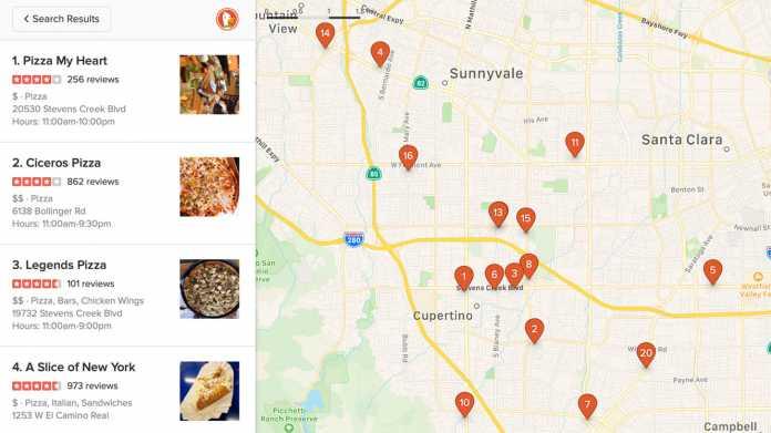 Suchmaschine DuckDuckGo nutzt Apple Maps