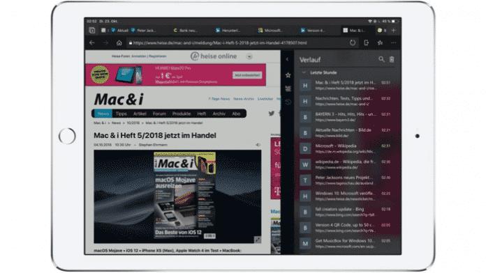 Edge für iOS im Test: Surfen à la Microsoft