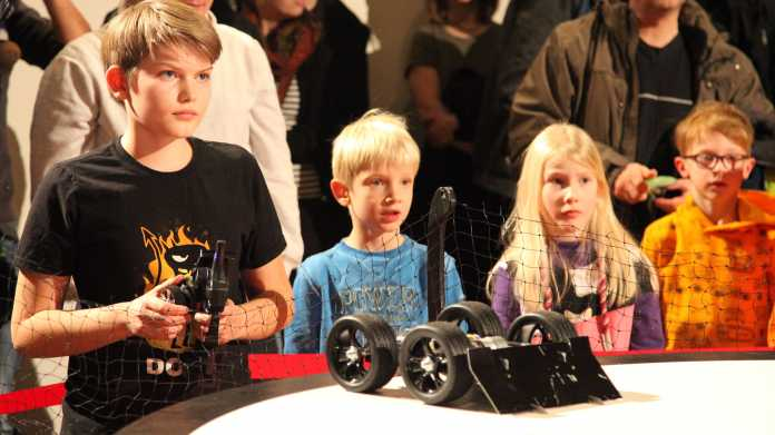 Lübeck: Sumobot Competition 2019