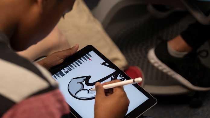 Apple bringt Kreativ-Lehrpläne nach Deutschland
